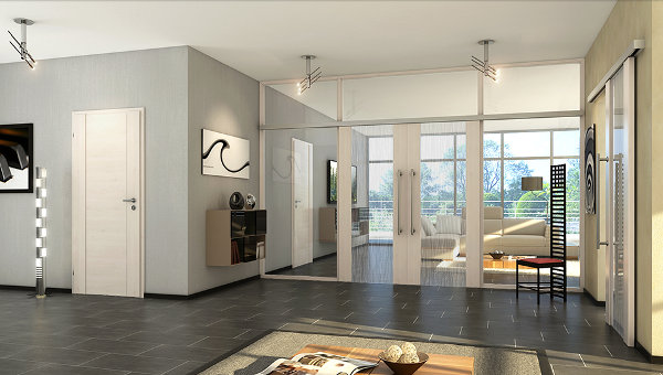 Türen maße  Türmaße - DIN Maße für Türen - Rohbaumaße, Wandöffnungsmaße ...